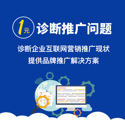 1元网络诊断网站体检