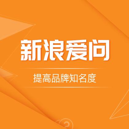 新浪爱问/爱问推广/问答营销/爱问营销/问答推广(100组)